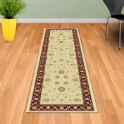 Noble Art 6529 191 Red Beige Traditional Runner By Mastercraft