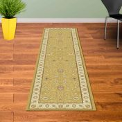 Noble Art 6529 790 Gold Traditional Runner By Mastercraft