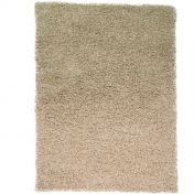 Nordic Cariboo Natural Mix Plain Shaggy Rug By Flair Rugs