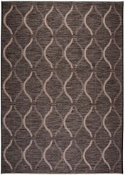 Nordic NIC 871 Grey Rug by Unique Rugs