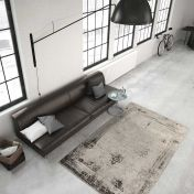 Nostalgia 285 Anthracite Traditional Rug by Unique Rugs