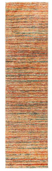 Nova Liza Multi Abstract Runner by Flair Rugs