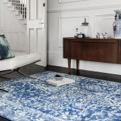 Nova NV11 Antique Navy Rug by Asiatic
