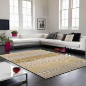 Onix ON11 Tribal Yellow Rug By Asiatic