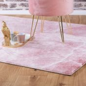 Palazzo PAZ 271 Powder Pink Rug by Unique Rugs