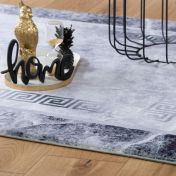 Palazzo PAZ 272 Grey Rug by Unique Rugs
