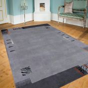 Patana Spezial Platin Rug by Unique Rugs