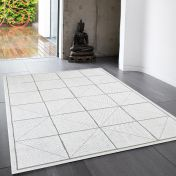 Patio PAT06 Geometric Rug by Asiatic