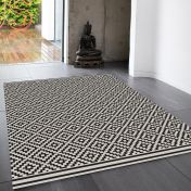 Patio PAT12 Diamond Mono Rug By Asiatic