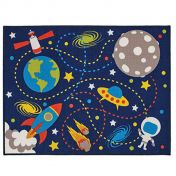 Playtime Moon Mission Mat by Oriental Weavers