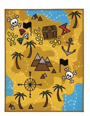 Playtime Treasure Mat by Oriental Weavers