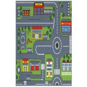 Playtime Roadmap Theme Mats By Oriental Weavers
