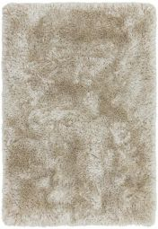Plush Pearl Luxury Shaggy Polyester Rug by Asiatic