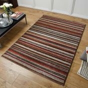 Portland 2525 N Striped Rug by Oriental Weavers