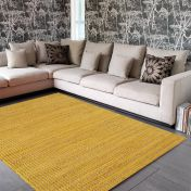 Ranger Mustard Rug By Asiatic