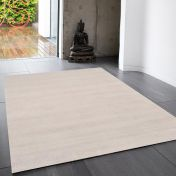 Reko Putty Plain Rug By Asiatic
