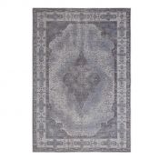 Retro Ash Grey Traditional Rug by ITC Natural Luxury Flooring