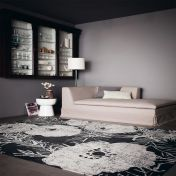 Romo Lomasi Charcoal RG8741 Rug by Louis De Poortere
