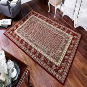 Royal Classic 1527R Square Patterned Rug By Oriental Weavers