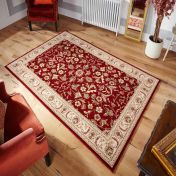 Royal Classic 636R Red Traditional Rug By Oriental Weavers