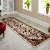 Royal Classic 93 W Traditional Wool Runner by Oriental Weavers