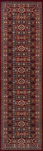 Royal Classic 191R Brown Traditional Runner By Oriental Weavers