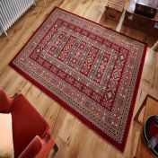 Royal Classic 191R Square Brown Rug By Oriental Weavers