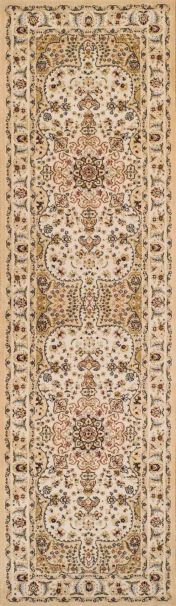 Royal Classic 217W Beige Traditional Runner By Oriental Weavers