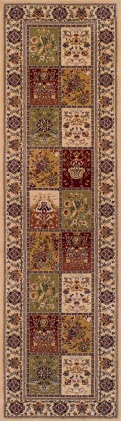 Royal Classic 231I Beige Traditional Runner By Oriental Weavers