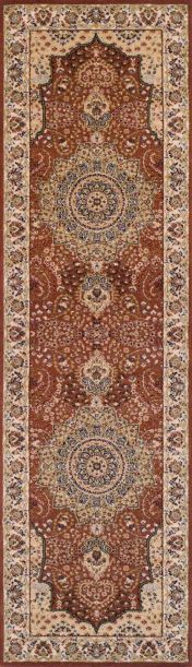 Royal Classic 34P Beige Traditional Runner By Oriental Weavers