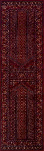 Royal Classic 635R Red Traditional Runner By Oriental Weavers