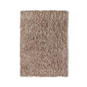 Imperial Nude Shaggy Wool Rug by Rug Guru