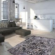 Sense Of Obsession SEO 670 Taupe Rug by Unique Rugs