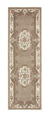 Shensi Beige Traditional Runner by Origins