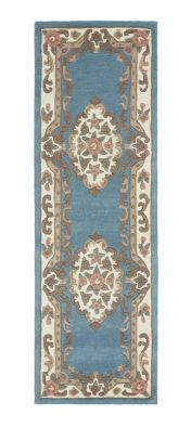 Shensi Blue Traditional Runner by Origins