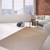 Skandi Look Pallino Rose Rug by Unique Rugs