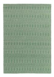 Sloan Green Wool Runner by Asiatic