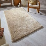 Softness Mink Plain Shaggy Rug by Oriental Weavers