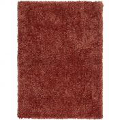 Spiral Coral Shaggy Rug by Asiatic