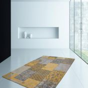 Symphony 160 Gold Traditional Rug by Unique Rugs
