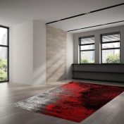 Monia-GF-023-200 Red Rug by Theko
