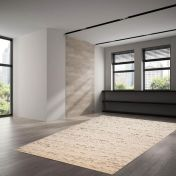 115 Berberina Super Natural Wool Rug by Theko