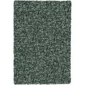 Twilight 039 0001 4411 Aquamarine Green Shaggy Rug by Mastercraft
