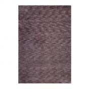 UNI-500 Nashville Brown Harmony Wool Rug by Theko
