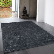 Victoria Midnight Rug By Asiatic