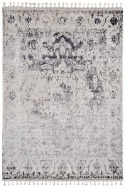 Vintage Taupe Traditional Rug by Katherine Carnaby