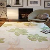 Vogue VG42 Floral Rug by Asiatic