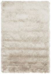 Whisper Champagne Super Soft Shaggy Rug By Asiatic