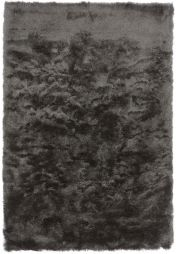 Whisper Graphite Super soft Shaggy Rug by Asiatic