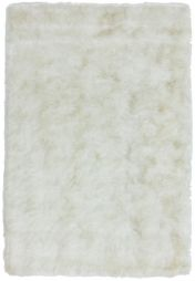 Whisper Ivory Super soft Shaggy Rug by Asiatic